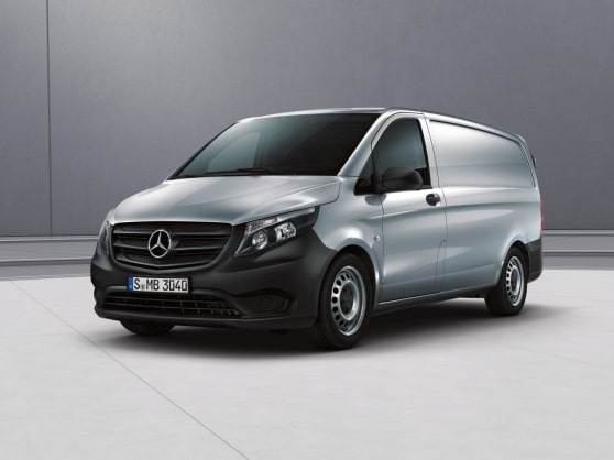 Εφαρμογή Mercedes-Benz Guides Vito